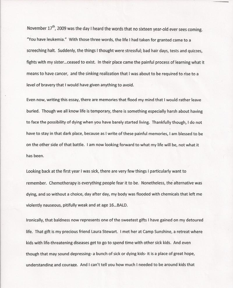 my college life essay essay college essays music in my life my  faith hope and love jesus inc meet our college the winning essay65279